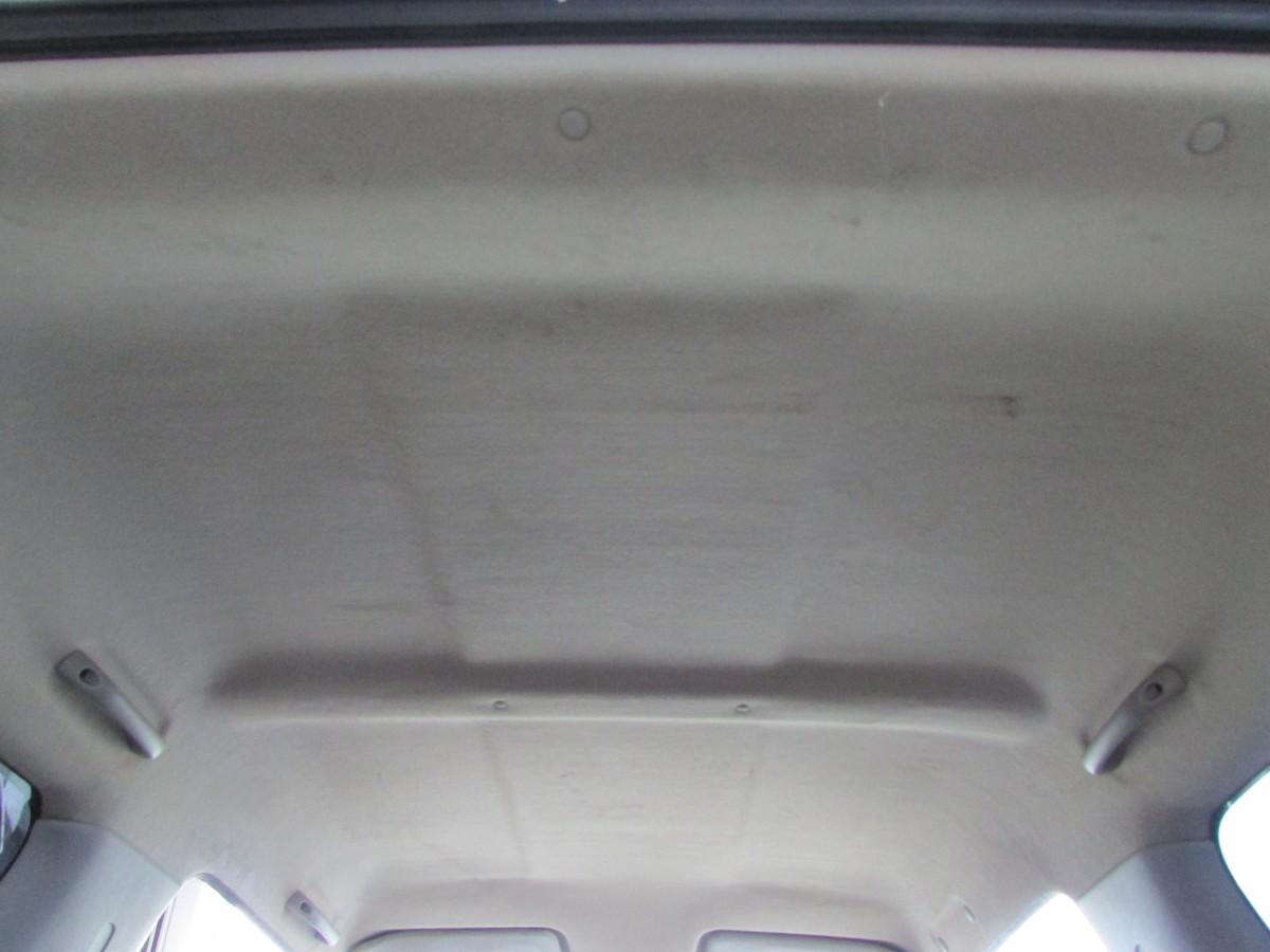 車内 タバコのヤニ汚れをクリーニング