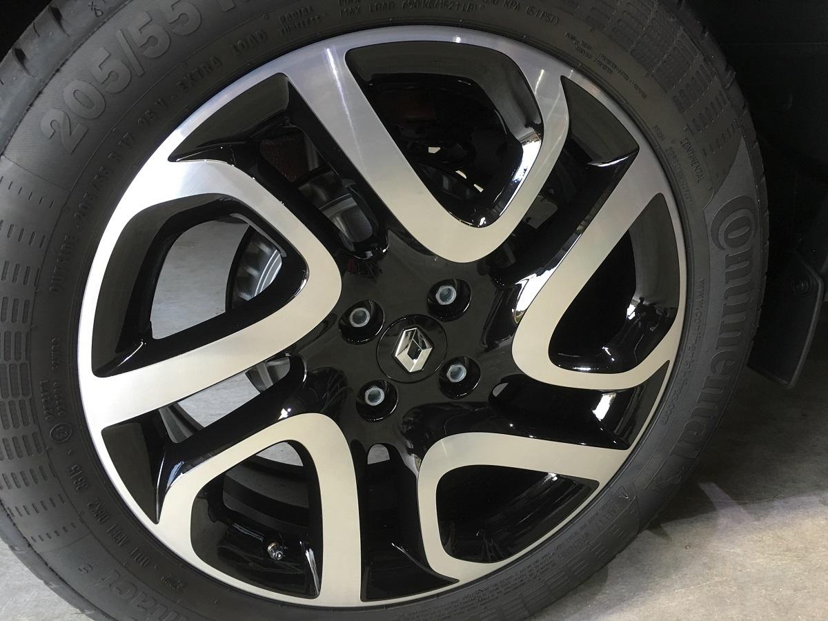 新車コーティング ウルトラストロングコート ルノー・キャプチャー 宮崎 ファインファクトリー
