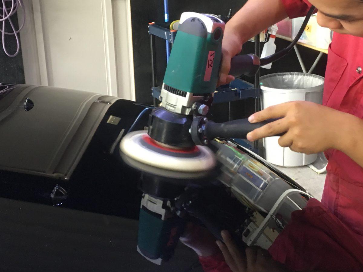 車磨き研磨(一級研磨技術) 宮崎 ファインファクトリー